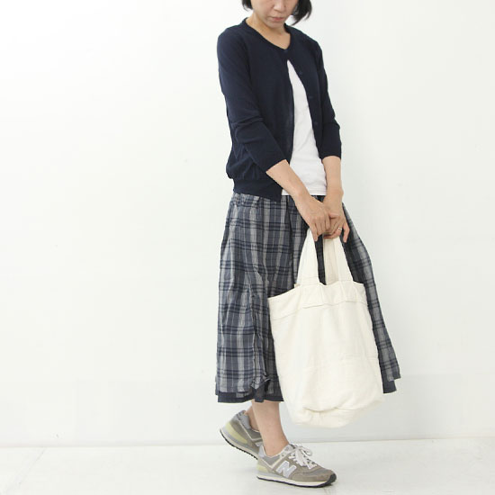 Veritecoeur(ヴェリテクール) レイヤードギャザースカート