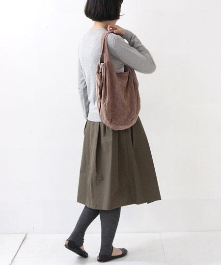 yangany (ヤンガニー) 60/40クロスタックスカート