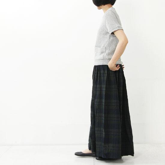 yohaku(ヨハク) washi top
