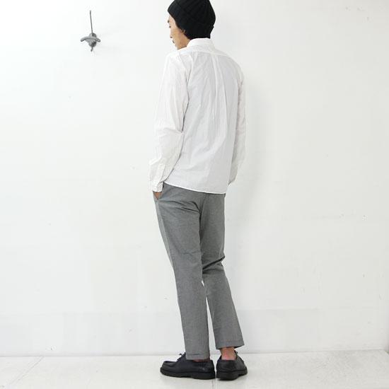 YAECA(ヤエカ) COMFORT SHIRT STANDARD FIT