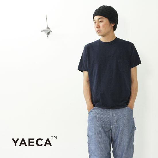 YAECA(ヤエカ) CREW NECK POCKET TEE