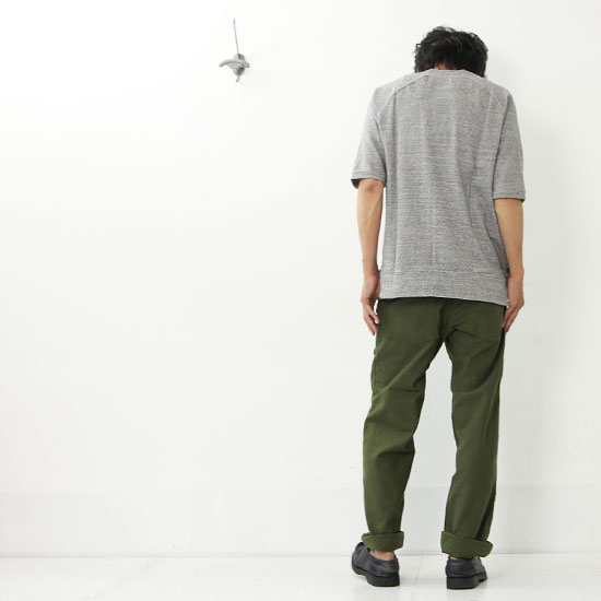 YAECA(ヤエカ) LIKE WEAR BAKER PANTS