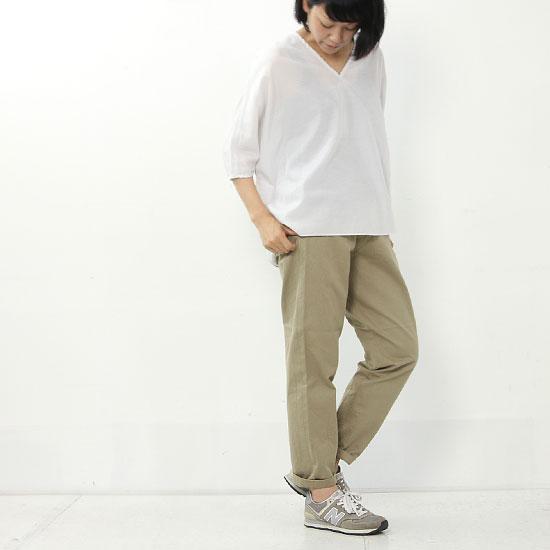 YAECA(ヤエカ) CHINO PANTS TAPERD