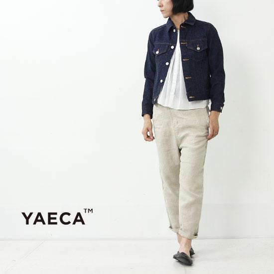 YAECA (ヤエカ) WOMEN DENIM JACKET