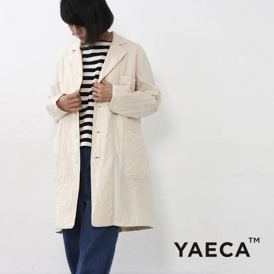 YAECA(ヤエカ) SHOP COAT