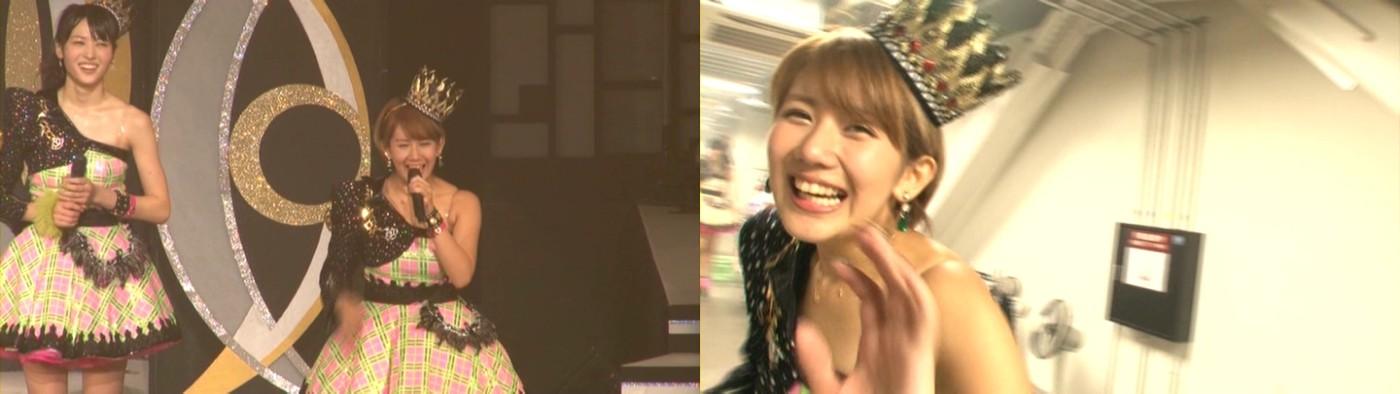 岡井ちゃんの笑顔は太陽さ。