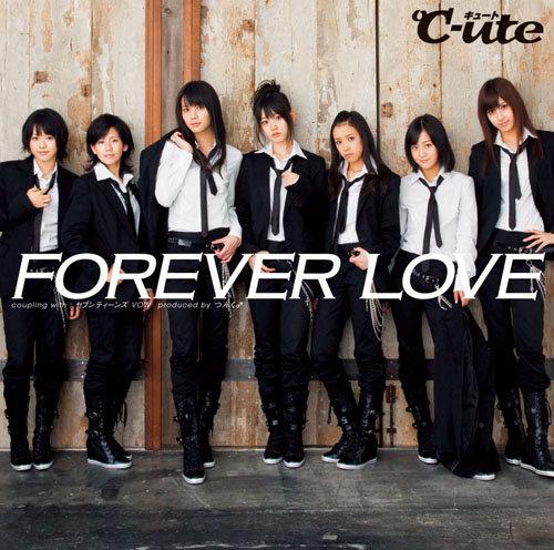 「FOREVER LOVE」DVD付き初回限定盤