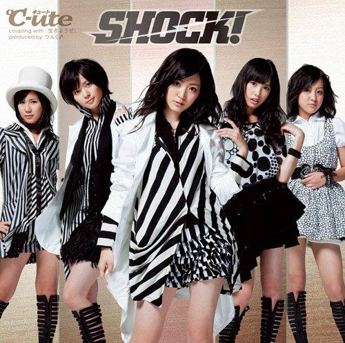 「SHOCK!」DVD付き初回限定盤