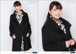 ℃-ute2015春ツアーグッズ通販限定ソロ2L判生写真2枚セット 【中島早貴】