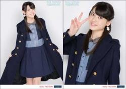 ℃-ute2015春ツアーグッズ通販限定ソロ2L判生写真2枚セット 【矢島舞美】
