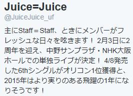 Juice=Juiceのプロフィール