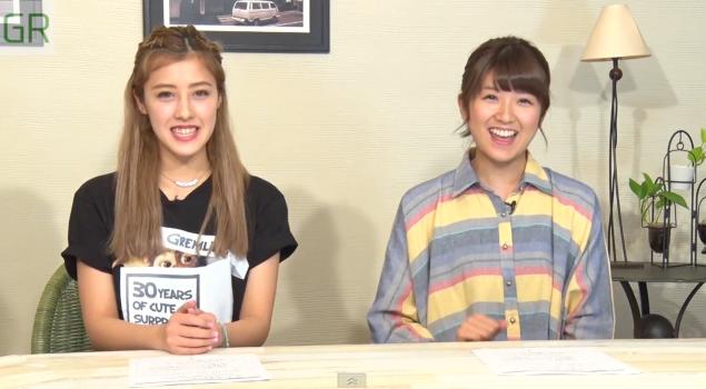 MCは雅ちゃんと千奈美ちゃん!