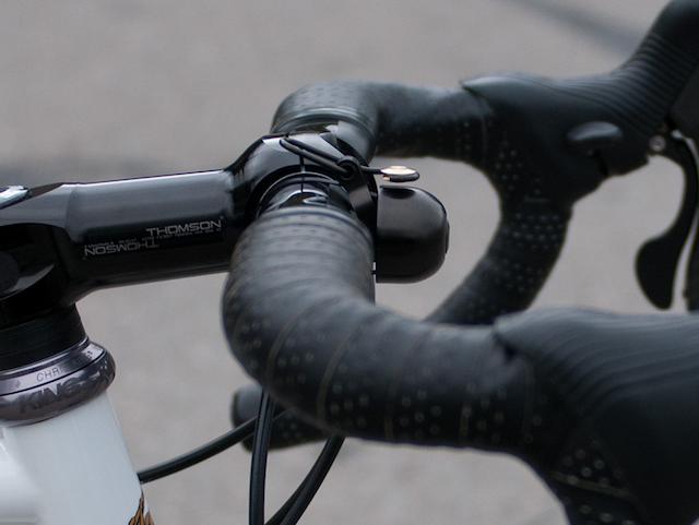 グッドデザイン 自転車 ベル