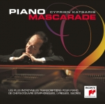 Piano Mascarade_front cover