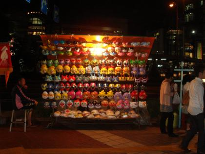 平成27年5月浜松祭露店