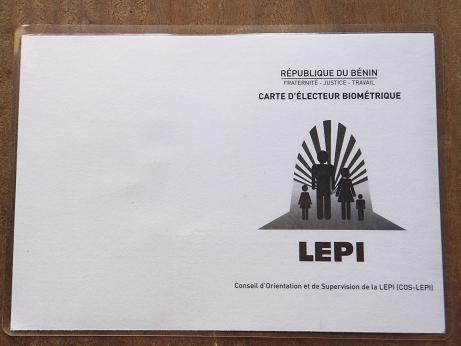 選挙カード