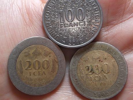 すりきれたコイン2