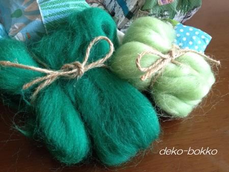 羊毛フェルト 201503
