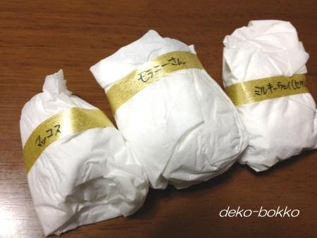 アズさんから多肉便 201503