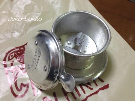 ベトナムコーヒー アルミフィルター