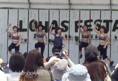 ジャザサイズ 201505 広島ロハス