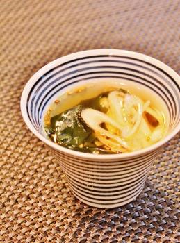 簡単♪中華若布スープ (259x350)