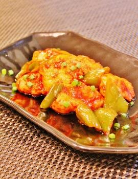 鶏の中華風衣焼き (270x350)