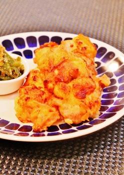 紅生姜の鶏唐揚げ (249x350)