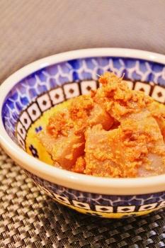 蒟蒻のスパイス味噌炒め (233x350)