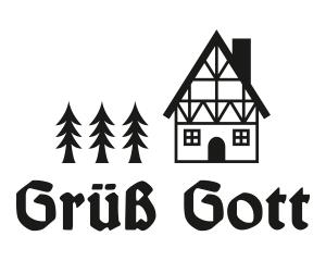 グリュースゴットロゴ