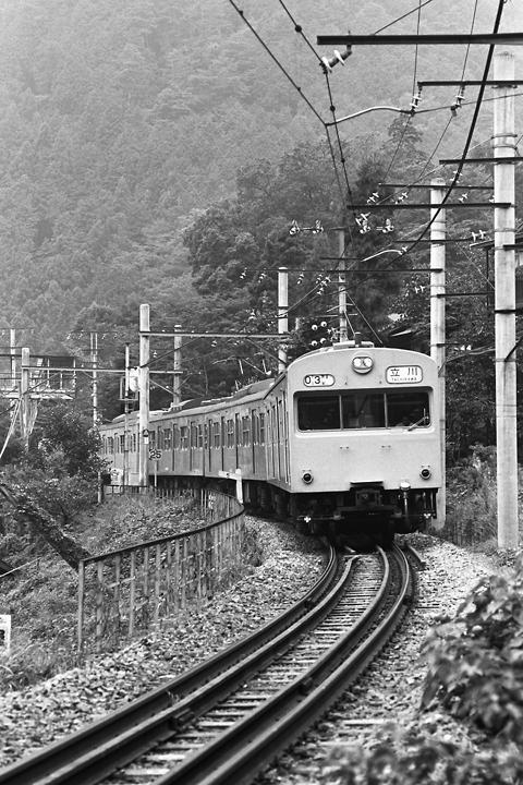 s6109青梅線古里駅-鳩ノ巣駅間103系_004