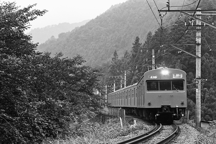 s6109青梅線古里駅-鳩ノ巣駅間103系_005