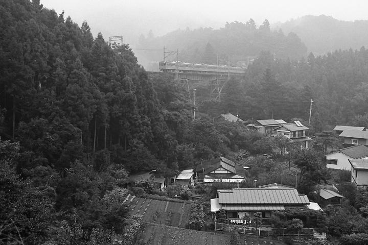 s6109青梅線軍畑鉄橋103系