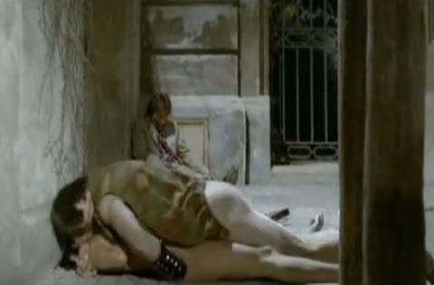 海外映画 Los violadores(1981)