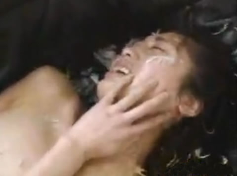 日本超靚女藝員拍完戲被工作人員強暴