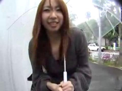 恥ずかしいけどリモコンバイブで濡れ濡れ 素人娘股間ビリビリ直撃ナンパ 5 no.5