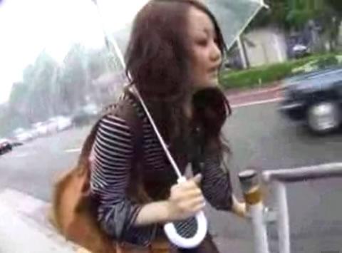 恥ずかしいけどリモコンバイブで濡れ濡れ 素人娘股間ビリビリ直撃ナンパ 5 no.7