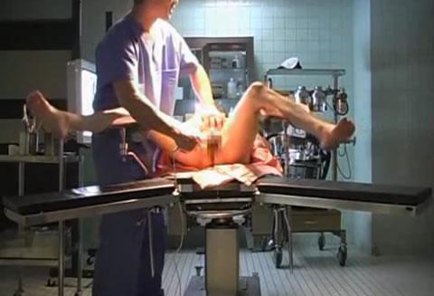 婦人科の病院で熟女と・・・