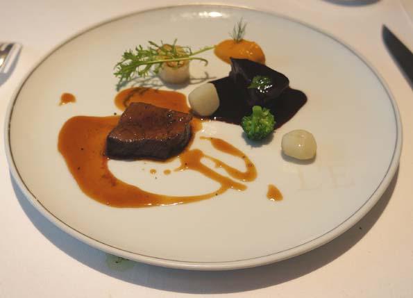 20141217 Lmbl 6 和牛イチボ炭火焼 ホホ肉ワイン煮DSC02177