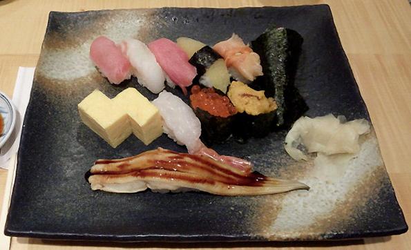 20141204 雛寿司 21㎝ 12580001