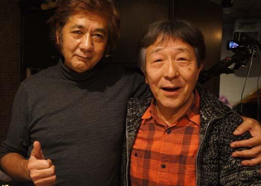 20150104 organjazzclub with Ike Master 18cm DSC04471
