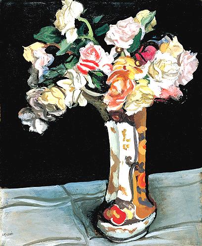 安い曽太郎 薔薇 14㎝ 1932