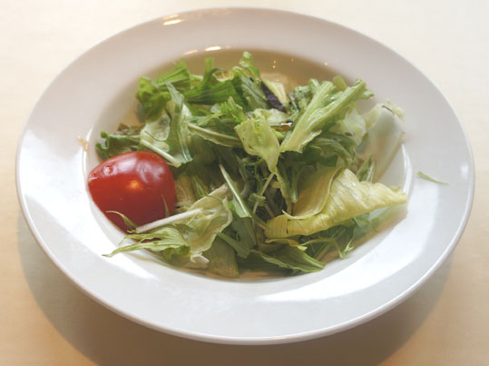 20150505 Masseria サラダ 19㎝DSC03641