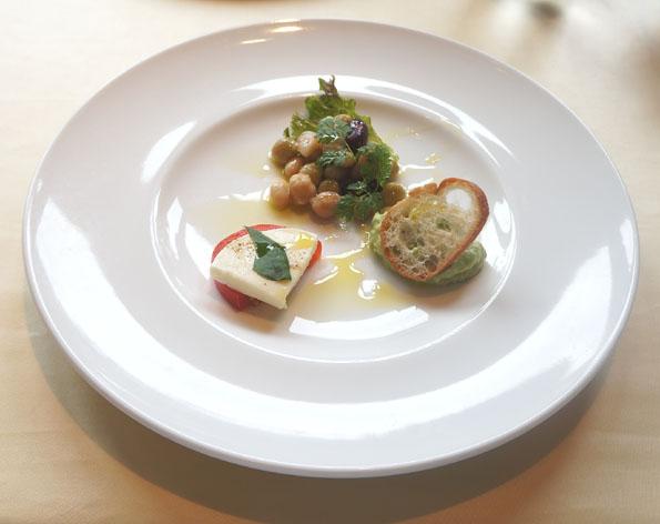20150505 Masseria 前菜 21㎝DSC03698