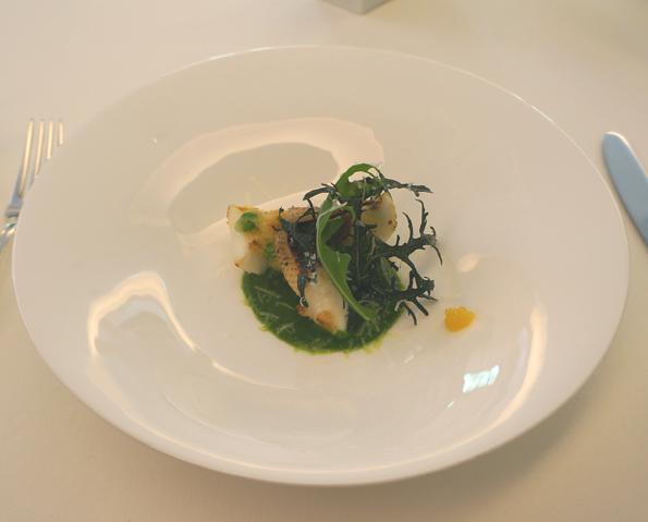 20150513 山崎 3 スミイカと魚介のマンテカート 春野菜 21㎝DSC04290