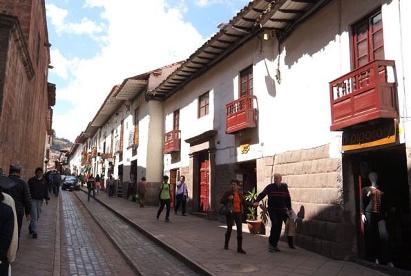 20150605 Cusco  街並み 21㎝DSC07175