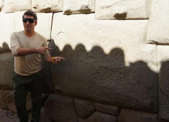 20150605 Cusco 12角の石 21cm DSC07200