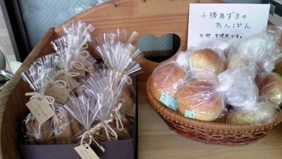 t-chocoさんのお菓子とパン