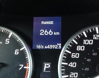 午後2時の外気温