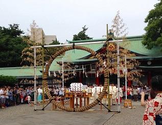 山王祭り prayers